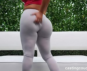 thick ass white lady piped round two